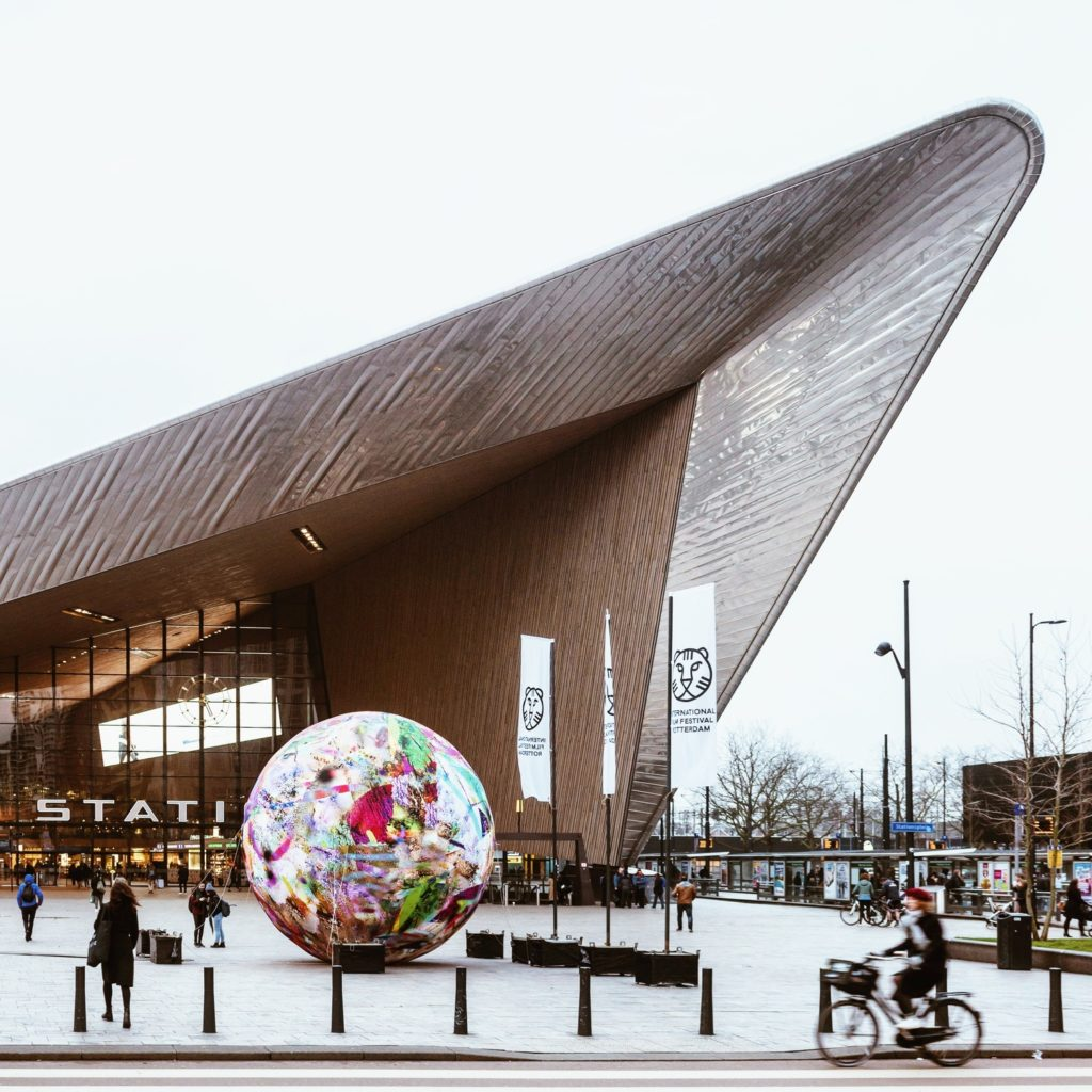 Photo-of-Rotterdam-Central-Station