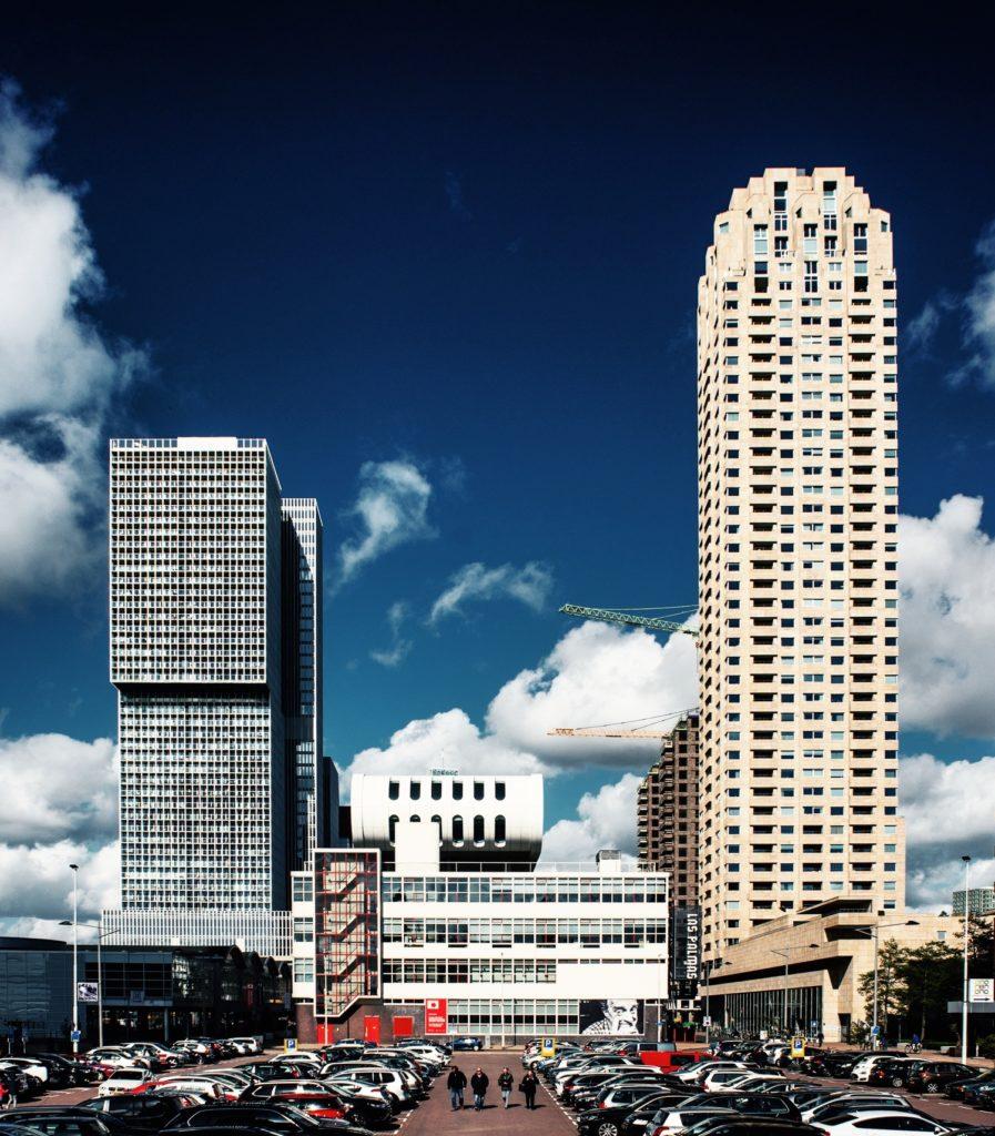 Photo-of-De-Rotterdam-Building-Rotterdam