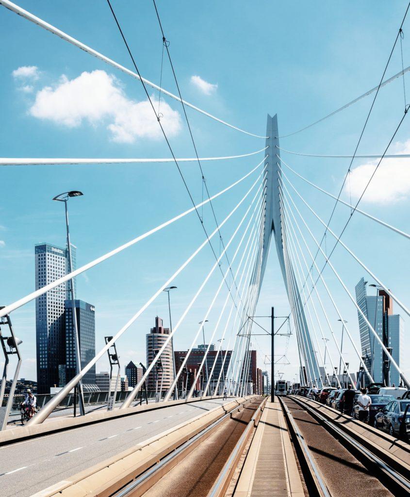 photo-of-Erasmus-Bridge-Rotterdam