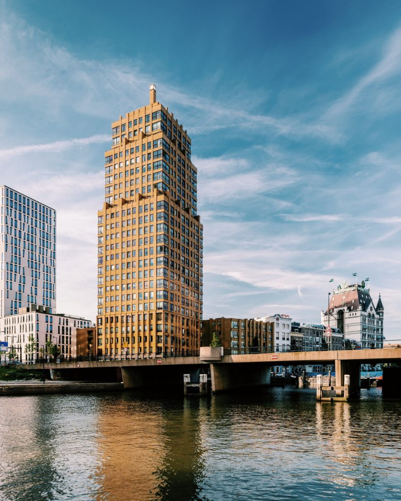 Photo-of-architecture-Rotterdam