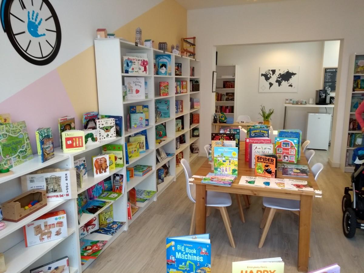 International Bookshops in The Netherlands