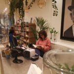 ailish in bookstore ABC