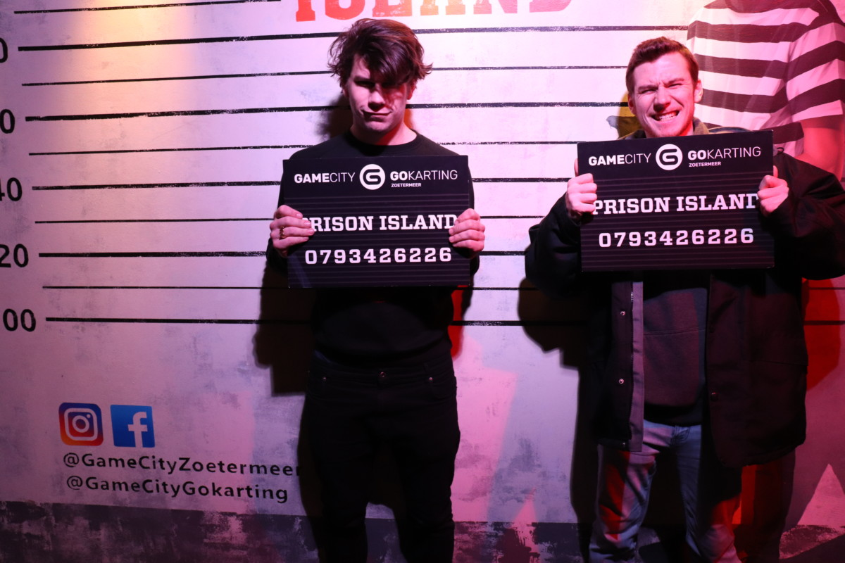 Prison Island, Escape Room, Game City, Netherlands, Adventure, Zoetermeer