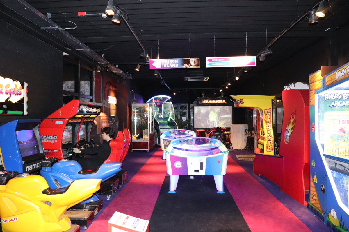 Escape Room, Game City, Zoetermeer, Netherlands, Arcade, Prison Island
