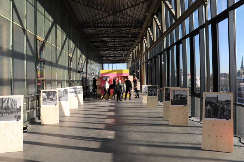 Tilburg, LocHal, Design, Library, New Buildings, Architecture