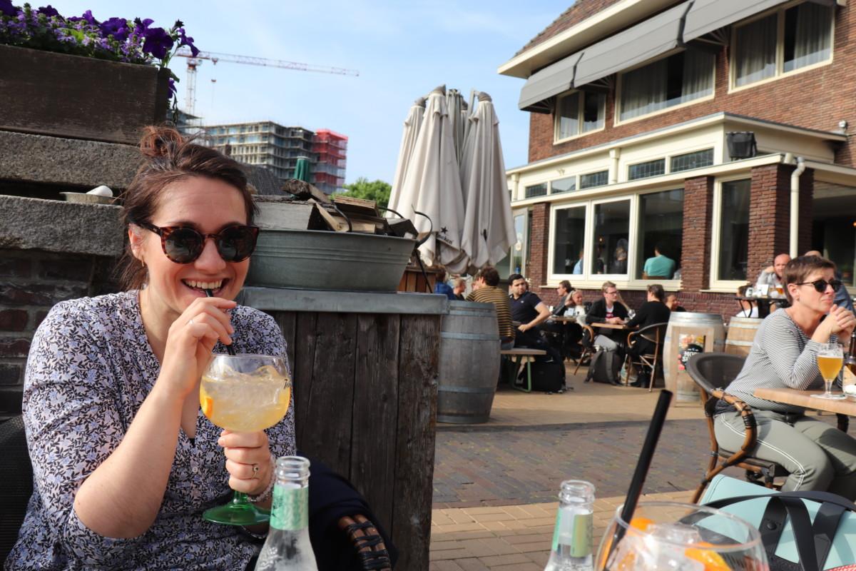 Photo-of-drinks-at-restaurant-in-Leiden