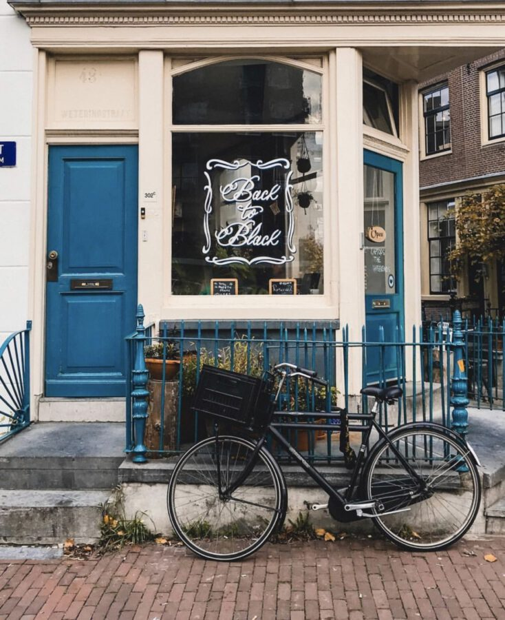 places to study or work in amsterdam