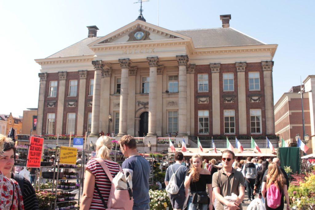 town hall groningen