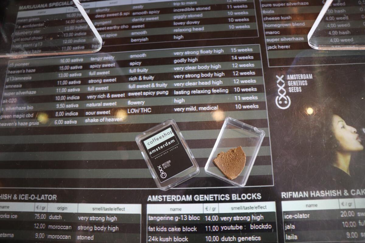 best coffeeshop hash amsterdam