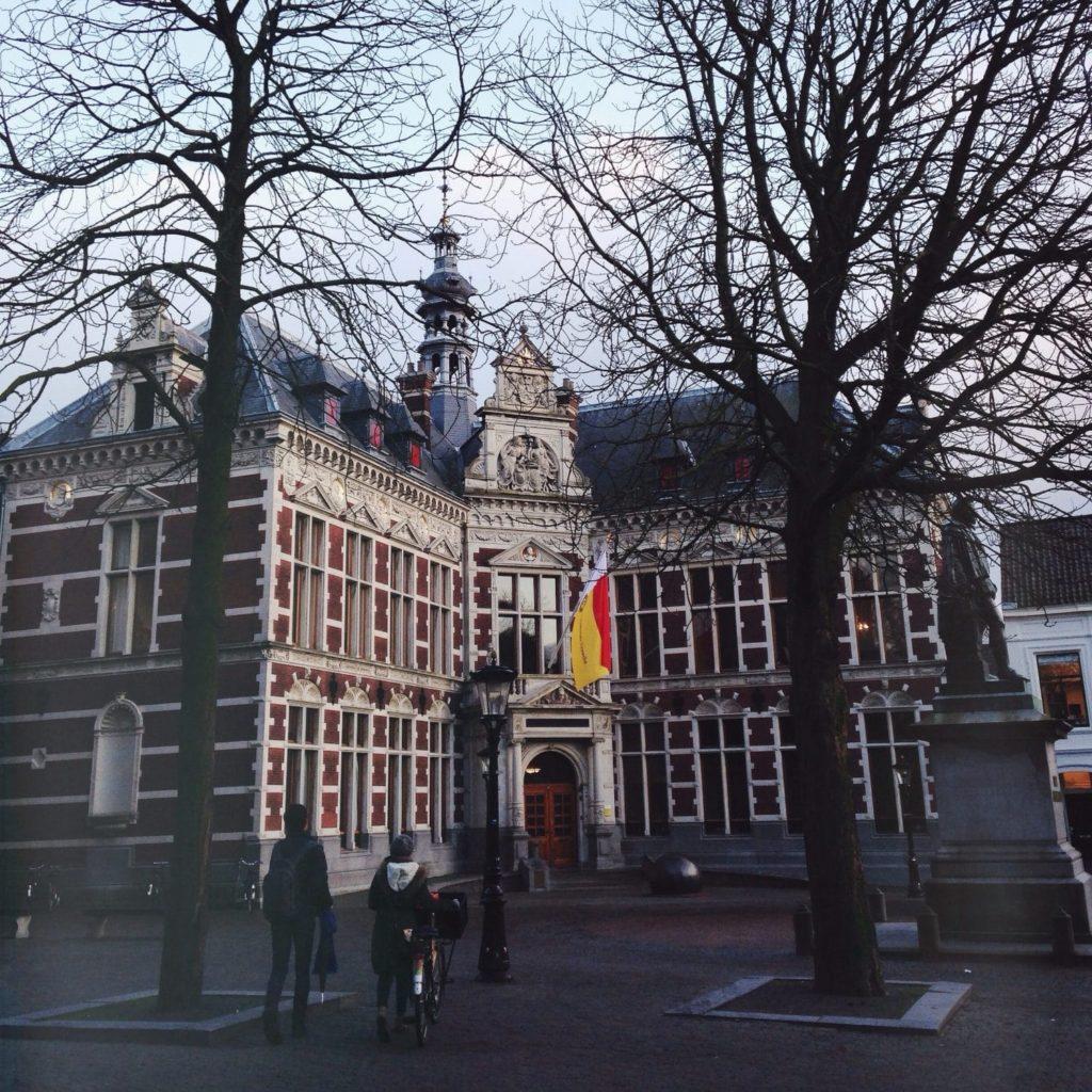 Academiegebouw Utrecht University