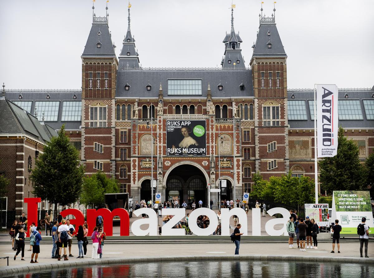 Iamazonia Amsterdam