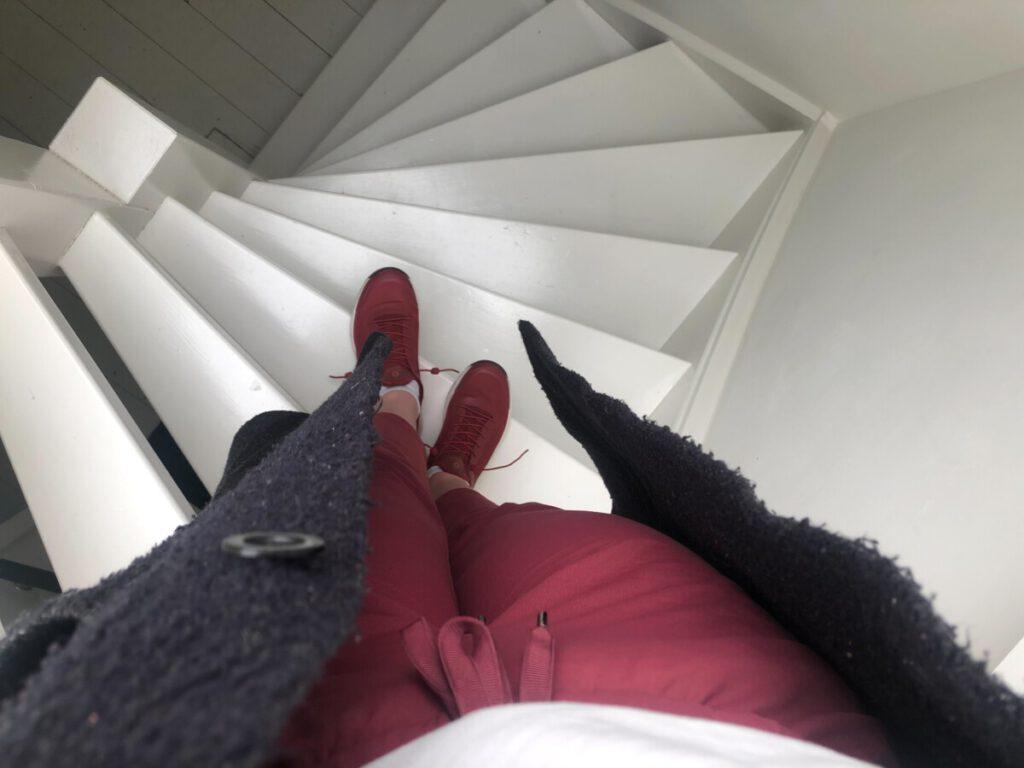 Photo-of-steep-Dutch-staircase
