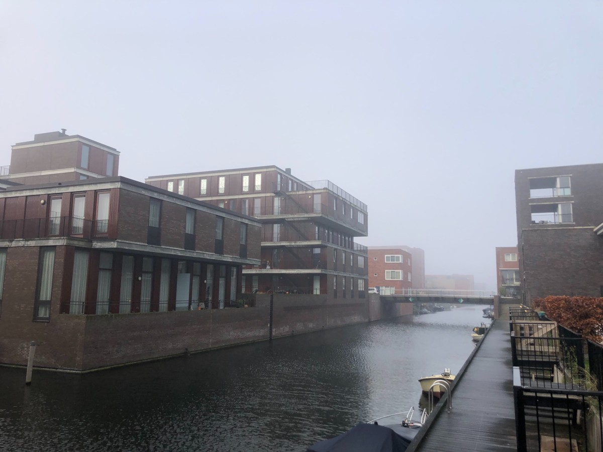Leiden's rapenburg