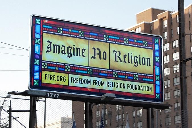 imaginenoreligion