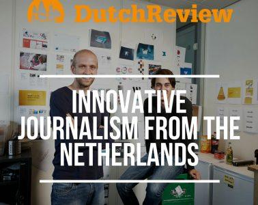Innovative Journalism From the NetherlandsDR