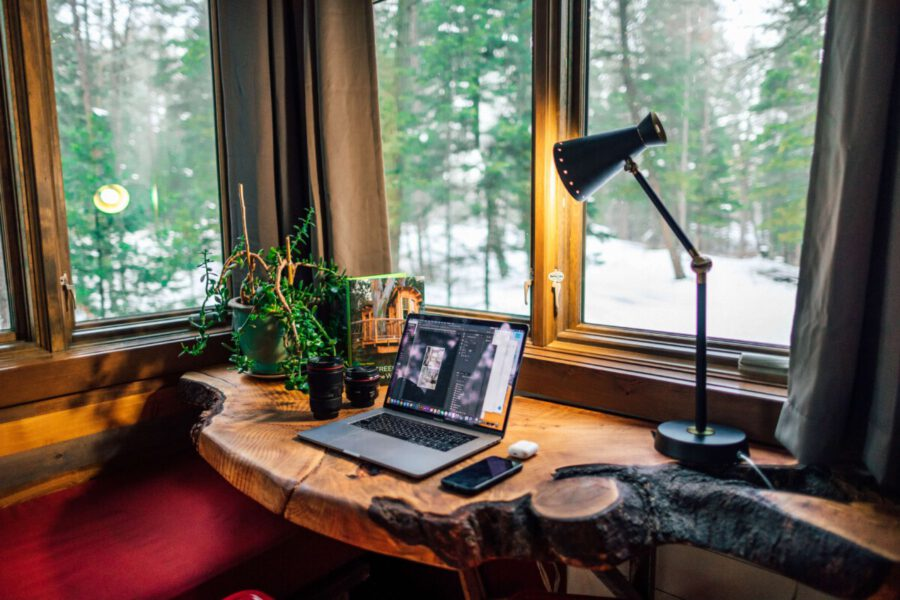Is working from home good for the economy