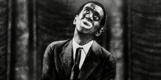 Black face Zwarte Piet