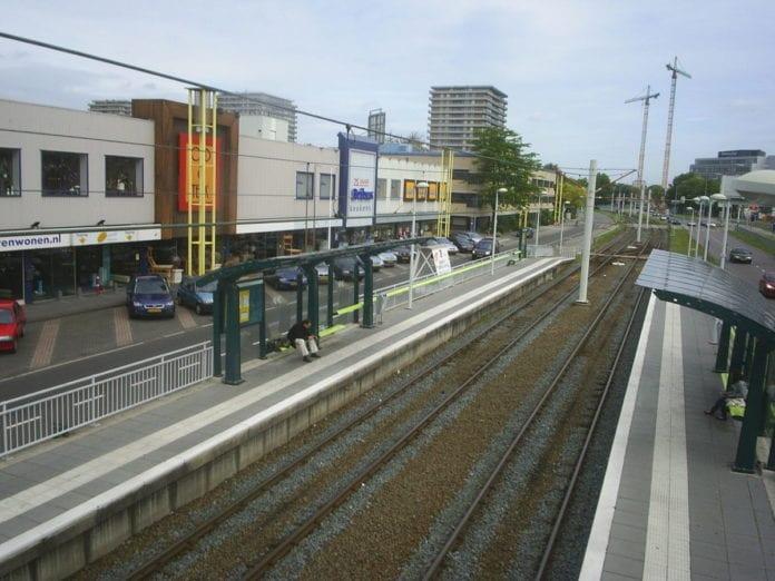 shooting utrecht kanaleneiland tram