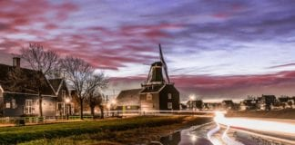 photo-of-a-windmill-in-the-netherlands