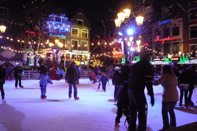 Christmas markets in the Netherlands!