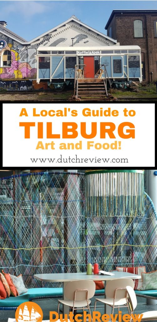 A local's guide to the art and food of Tilburg