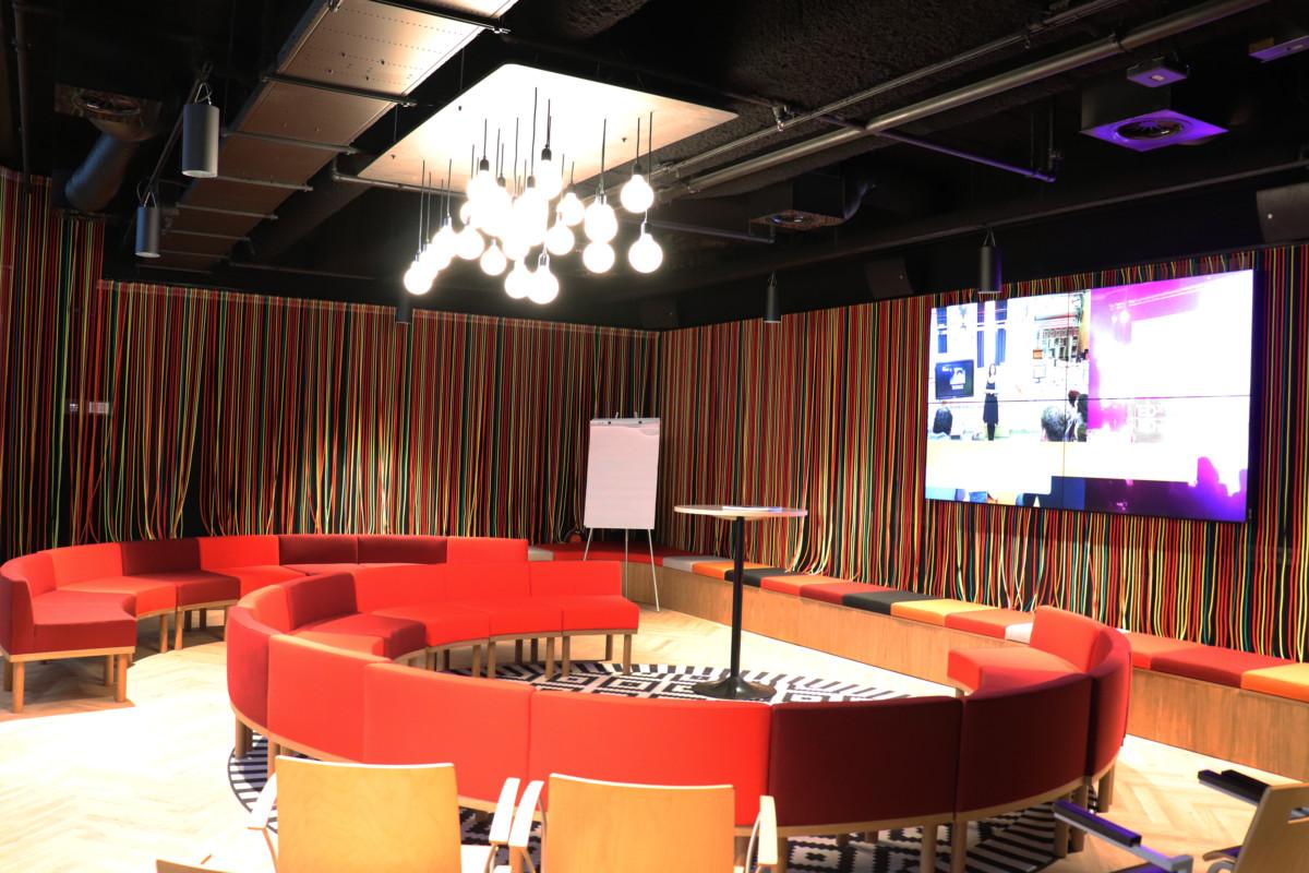 Meeting Room, Seats2Meet, Tilburg, LocHal