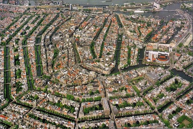 finding an apartment in Amsterdam