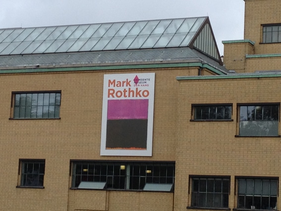 Mark Rothko in The Hague