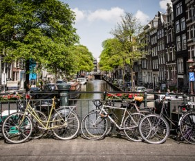 Melbourne-Daily-Photo-Blog-Amsterdam-bicycle-Bike-Bridge-Amsterdam_20130601_050