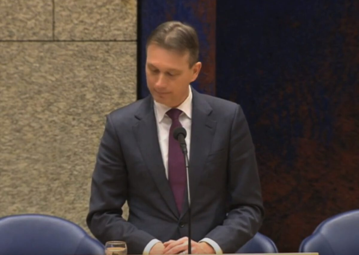 Minister Zijlstra of Foreign Affairs is stepping down after lying about meeting Putin – DutchReview