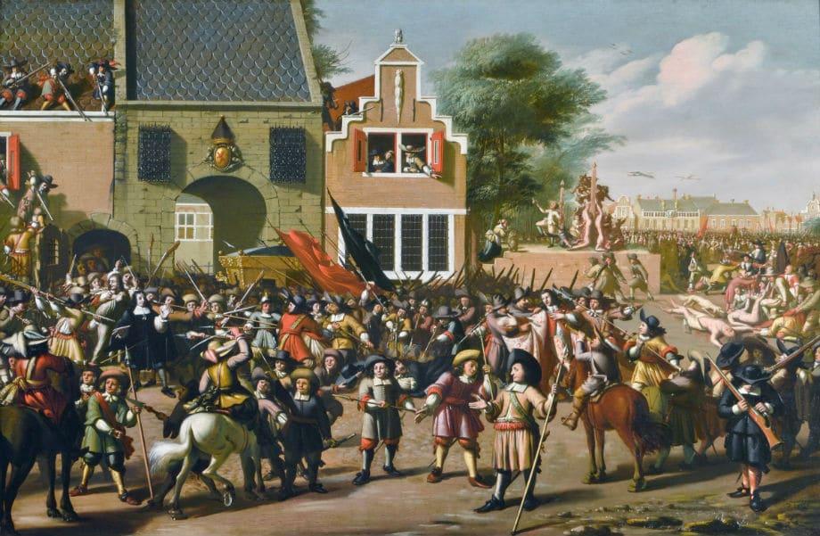 Dutch sentencing De Witt