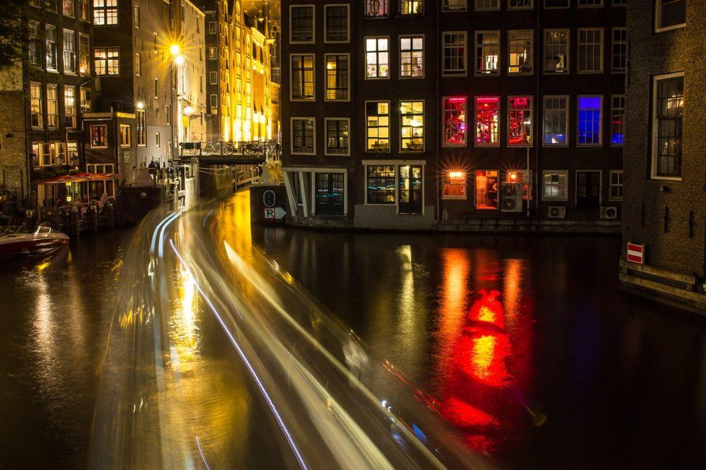 #AmsterdamNights