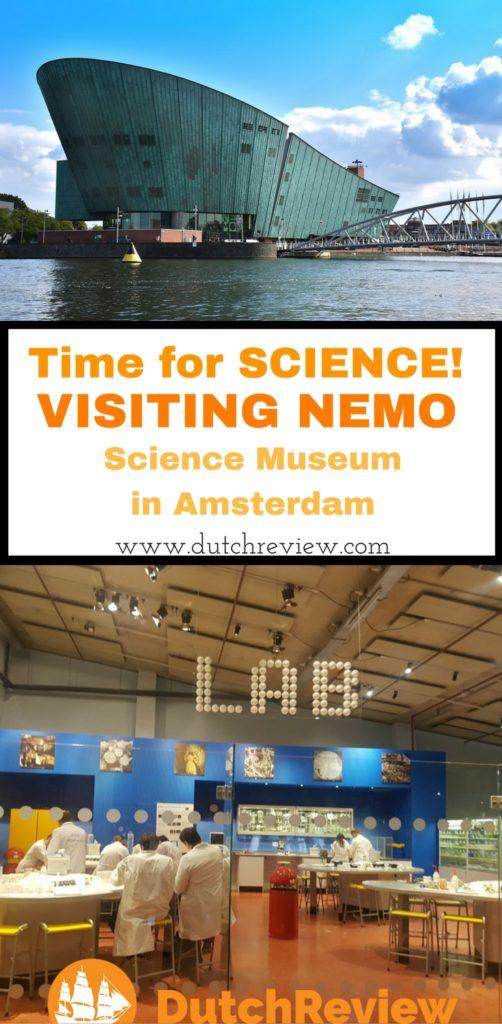 science museum amsterdam