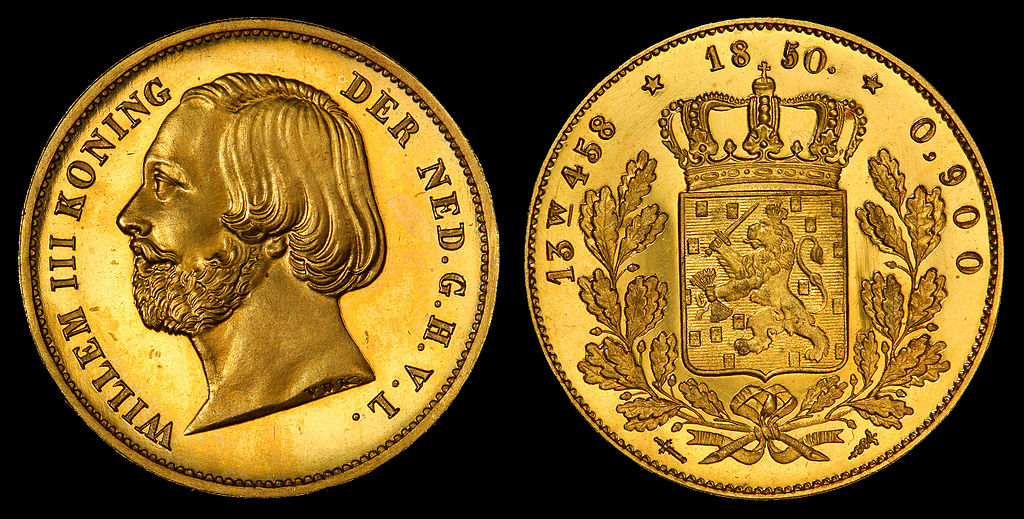 graphic-of-dutch-guilder-old-currency-used-in-netherlands