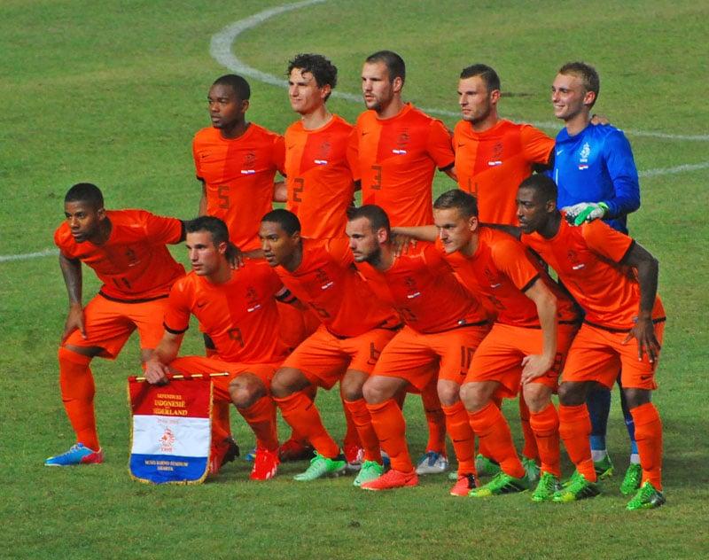 The Dutch national Team