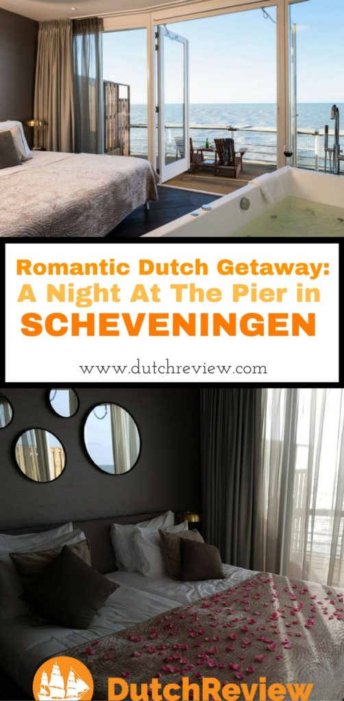 Find out what it's like to spend a night at The Pier in Scheveningen