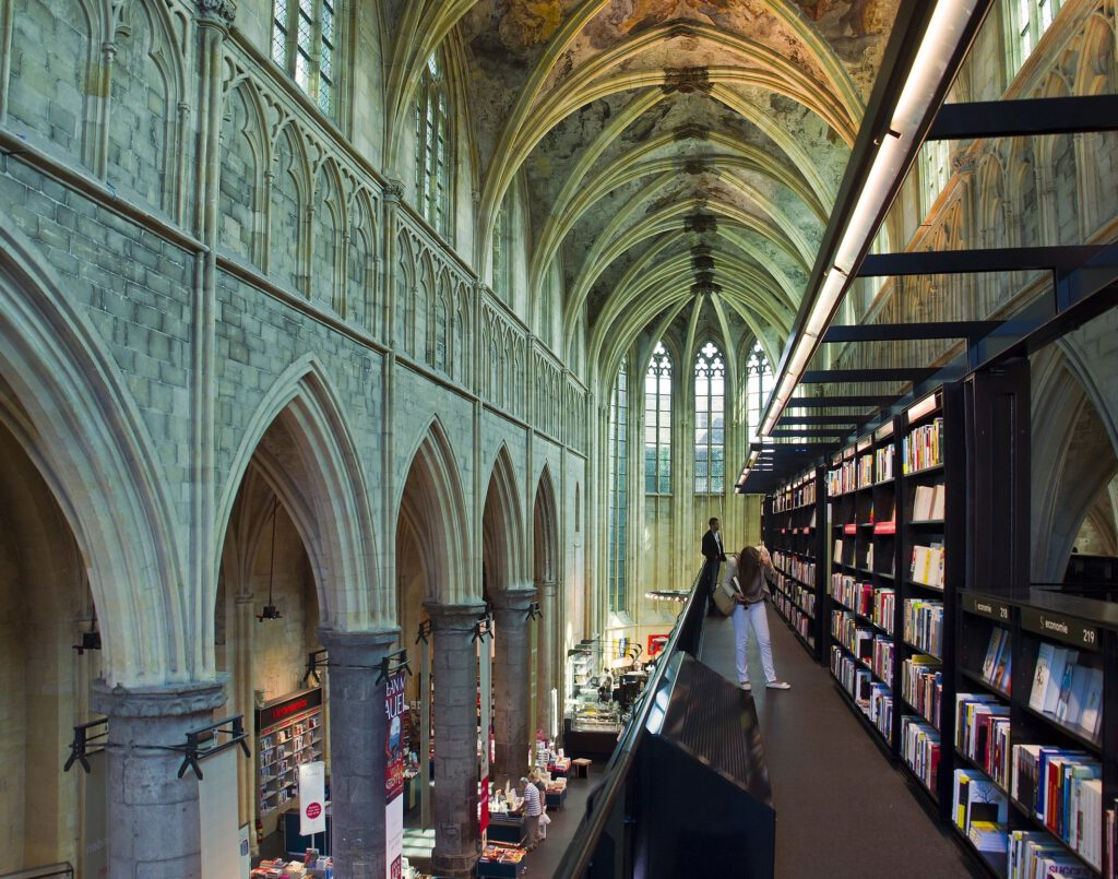 Photo-of-dominicanen-Church-bookstore-Maastricht-Netherlands