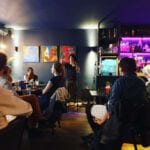 Open Mic Night at Labyrinth Poetry and Cocktail Bar Amsterdam