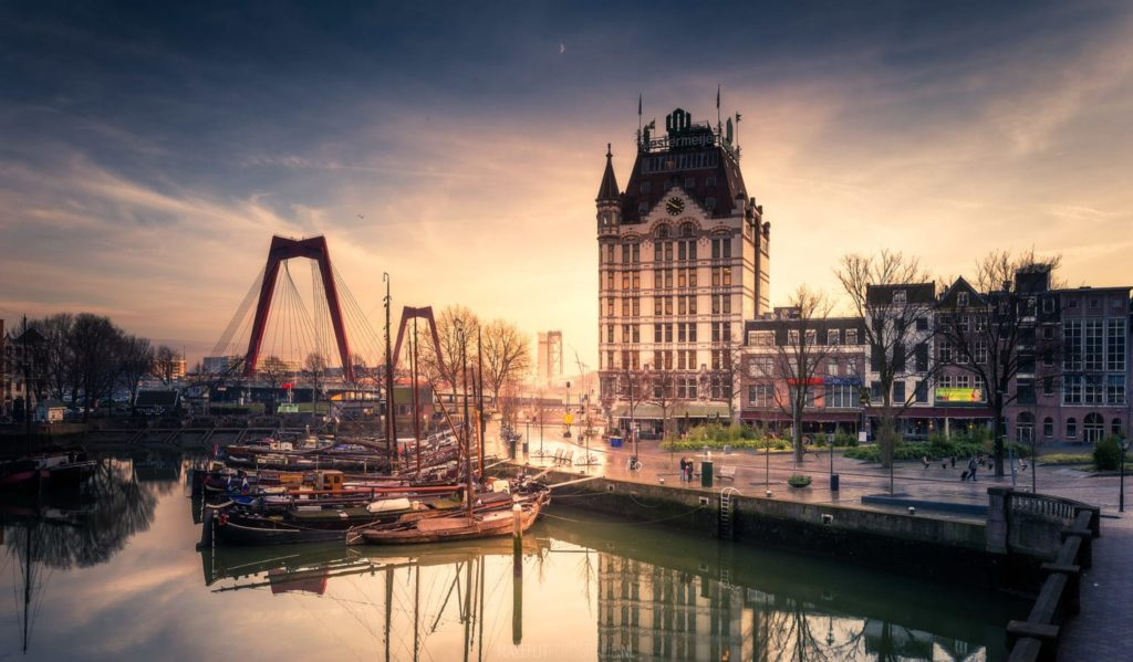 Photos of Rotterdam