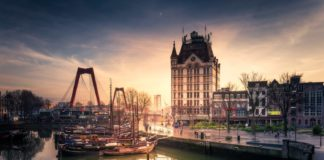 Photos of Rotterdam