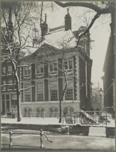 haunted places - Spinhuis