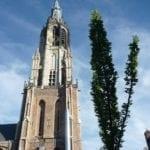 Toren Niewe Kerk in Delft