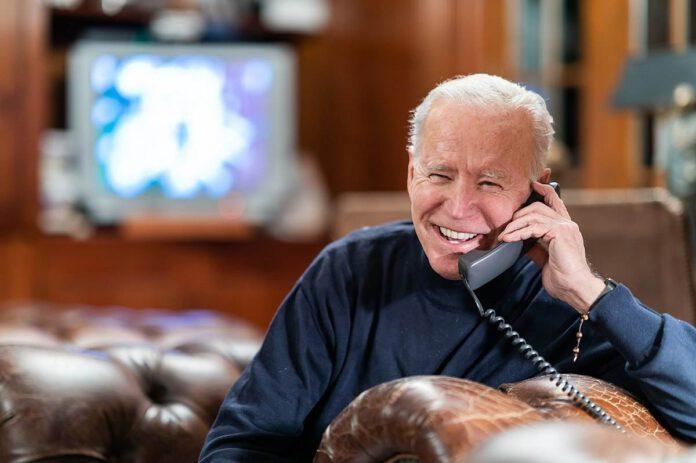 photo-of-joe-biden-on-the-phone