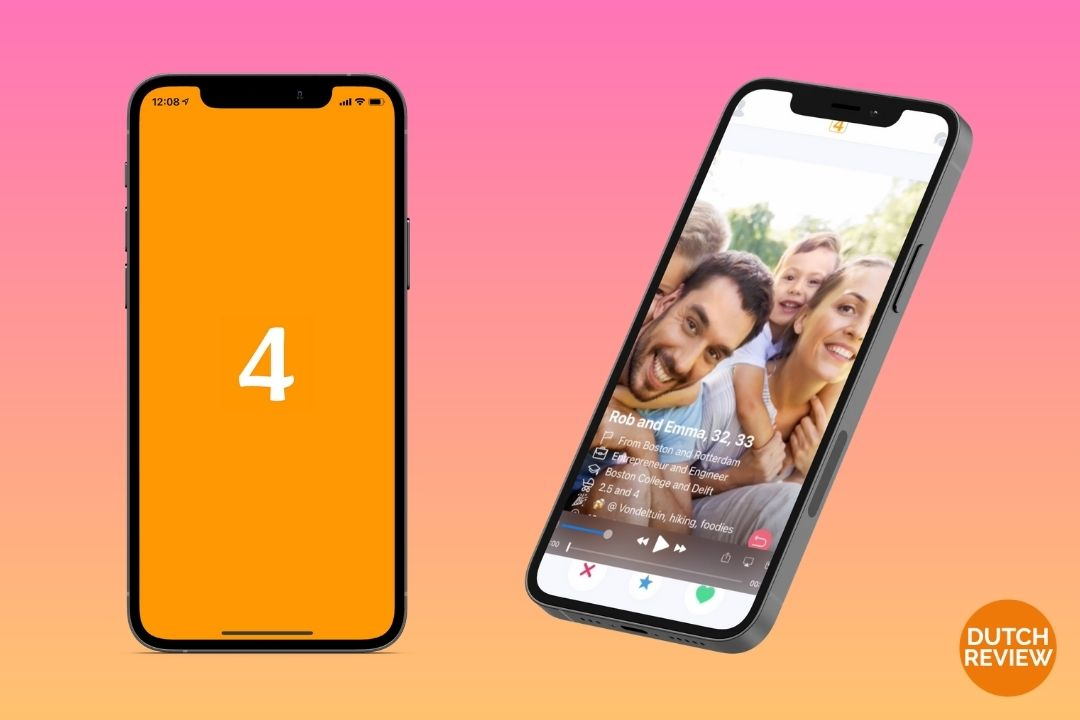 Party-of-4-app-on-a-Dutch-phone