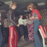 Dutch people dancing in the 70s