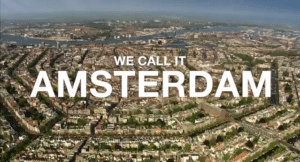 We call it Amsterdam