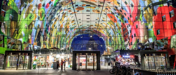 The New Markthal in Rotterdam: a Foodie Paradise (part 1)