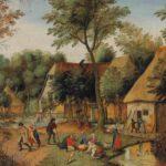 Pieter_Brueghel_Etenstijd_in_het_land