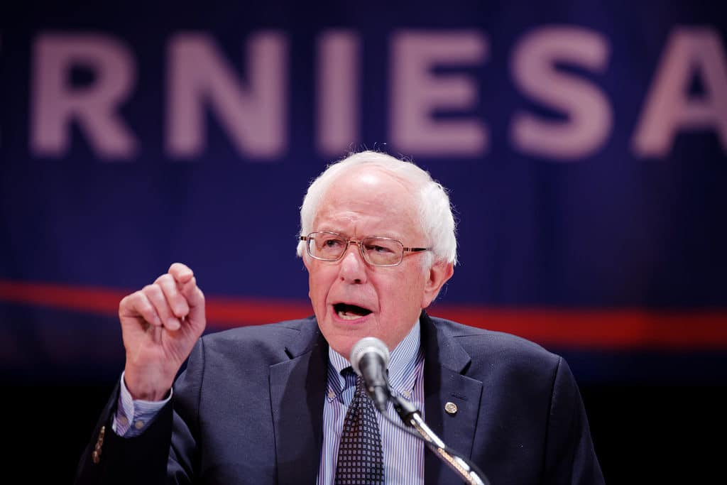 Populist Bernie?