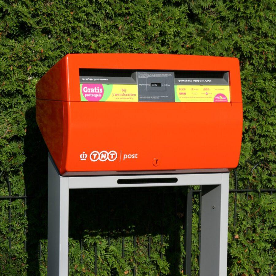 Dutch postbox